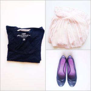 garderoba kapsulowa przykład
